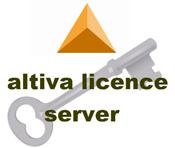 Altiva License Server logo